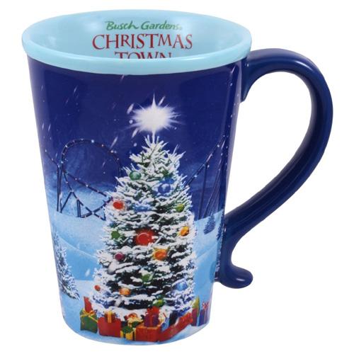 busch gardens christmas town prices busch gardens mug christmas town logo