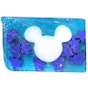 Disney Basin Soap - Blue Christmas - Large Mickey Icon