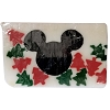 Disney Basin Soap - White Christmas - Large Mickey Icon