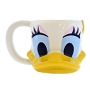 Disney Coffee Mug - Aulani - Daisy Duck - Sculptured