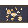 Disney Throw Blanket - Festival Of The Holidays 2018 - Chip and Dale Microfleece Blanket