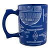 Disney Coffee Cup - Star Wars Ship Blueprint