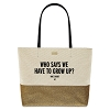 Disney Kate Spade Bag - Walt Disney Tote - Who Says We Have To Grow Up