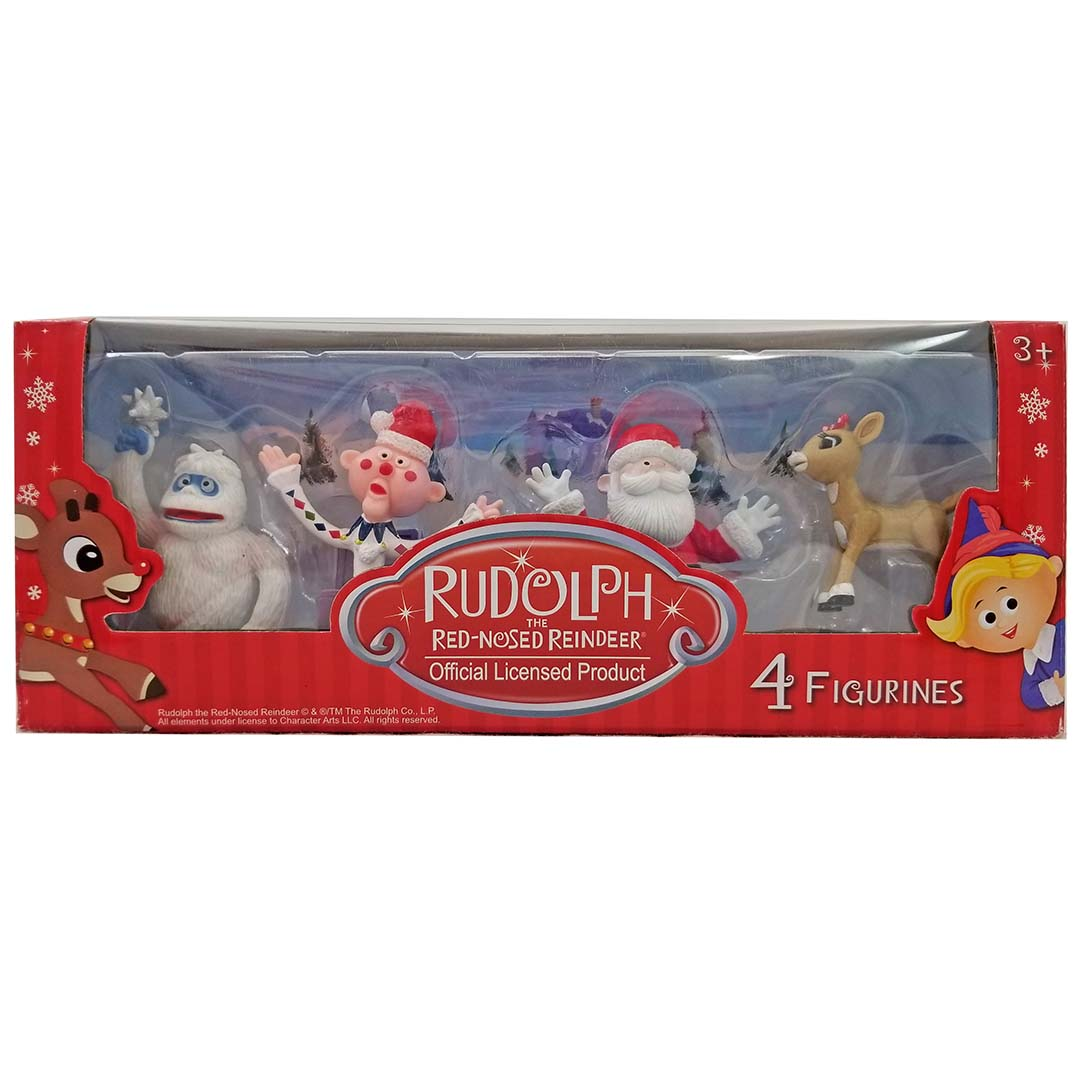 SeaWorld Playset - Rudolph Character Pack - Bumble
