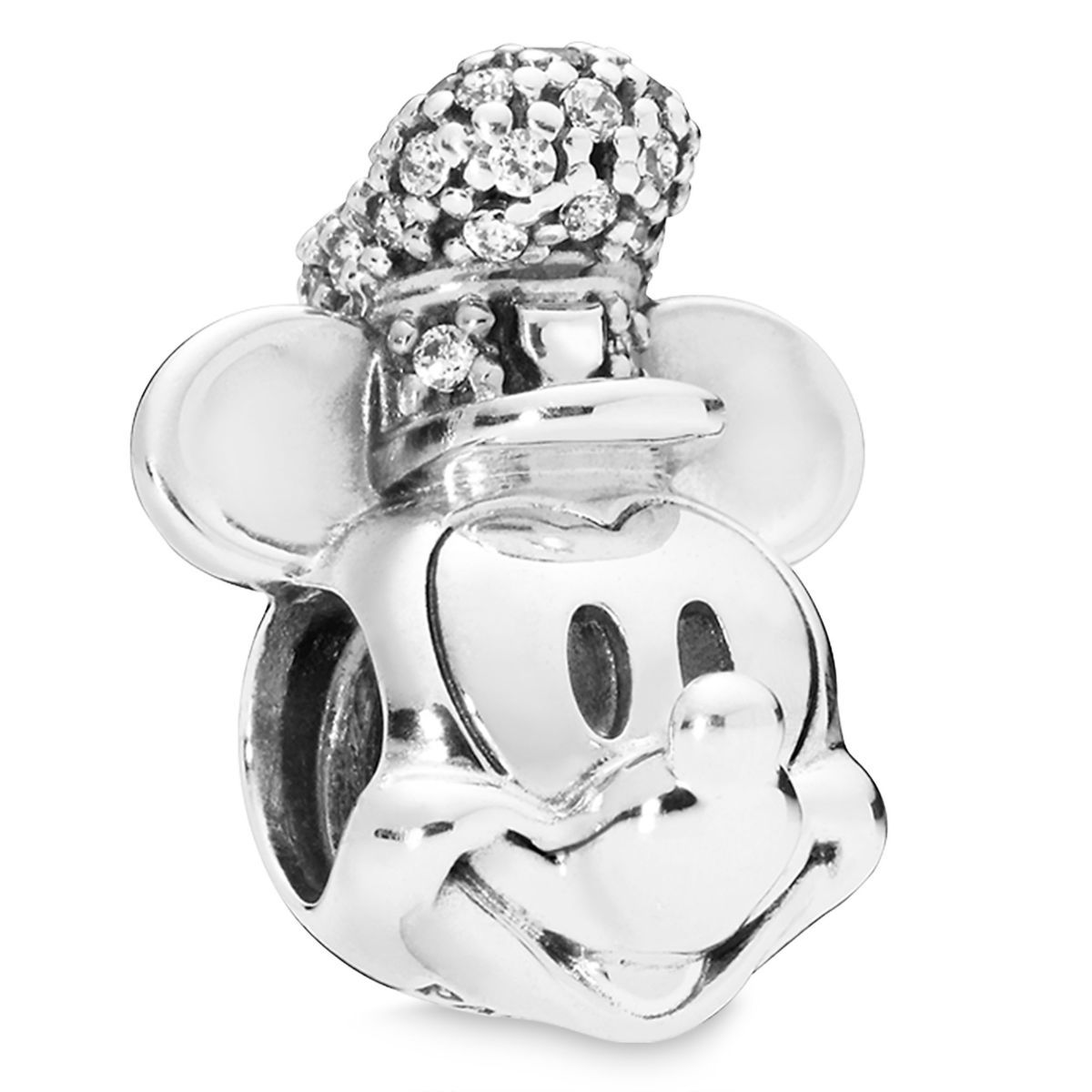 Disney PANDORA Charm - Steamboat Willie