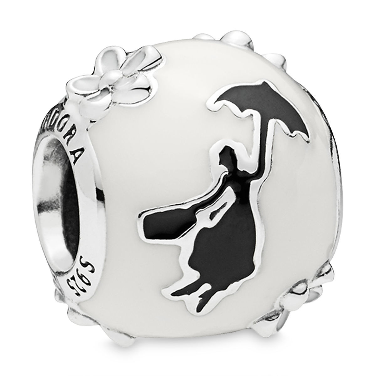 Disney PANDORA Charm - Mary Poppins Silhouette Bead