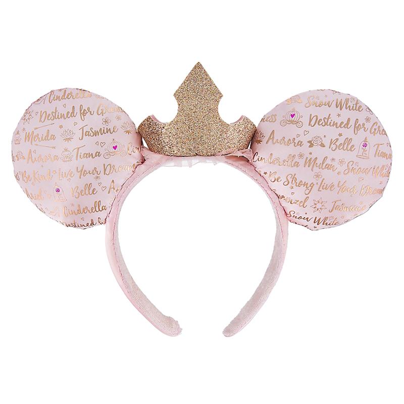Disney Minnie Ears Headband - Dream Big Princess Tiara