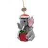 Busch Gardens Ornament - Elephant Resin