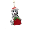 Busch Gardens Ornament - White Tiger Resin