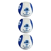 Disney Tails Pet Toy - Star Wars R2-D2 Pet Chew Toy Balls - 3 Pack