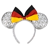 Disney Ears Headband - Epcot Germany Flag
