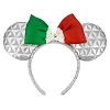 Disney Ears Headband - Epcot Mexico Flag