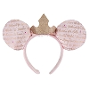 Disney Ears Headband - Dream Big Princess Tiara