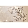 Disney Artist Sketch - Jiminy with Holiday Ornament
