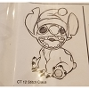 Disney Artist Sketch - Stitch Claus
