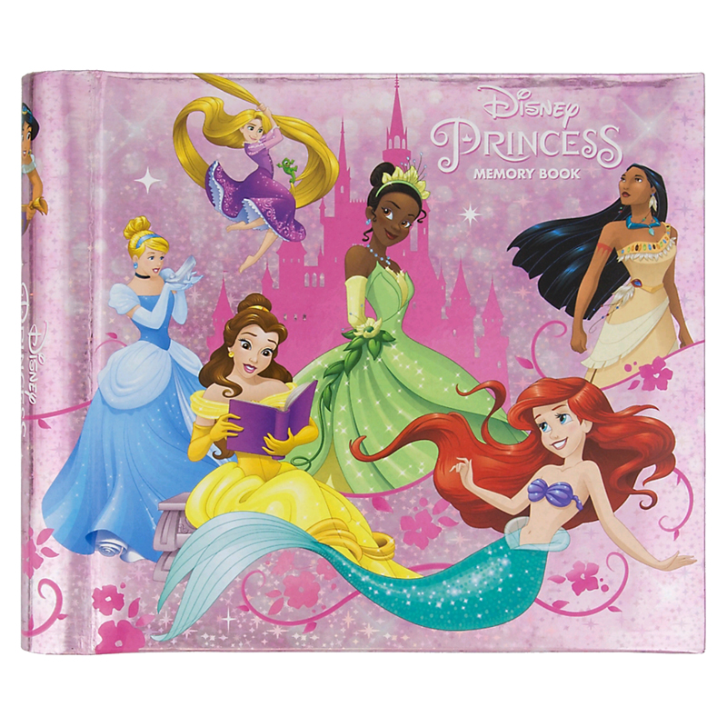 Disney Autograph Book - Disney Princess