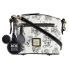 Disney Dooney & Bourke Bag - Mickey Mouse Through the Years Crossbody