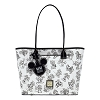 Disney Dooney & Bourke Bag - Mickey Mouse Through the Years Tote