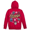 Disney Child Hoodie - Expedition Everest - Climbing Expert - Red