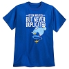 Disney Adult Shirt - Genie - Often Imitated Never Duplicated