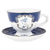 Disney Cup and Saucer Set - Elegant Cinderella