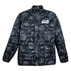 Disney Men's Jacket - Star Wars Blueprint Quilted Jacket