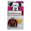 Disney 2 Pin Set - 2018 Ugly Sweater 2-Pin Set - Red Sweater