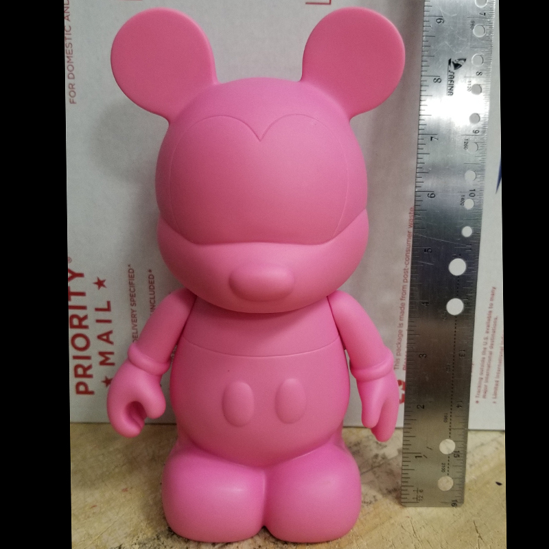 Disney 9'' Vinylmation Figure - Create Your Own - Pink