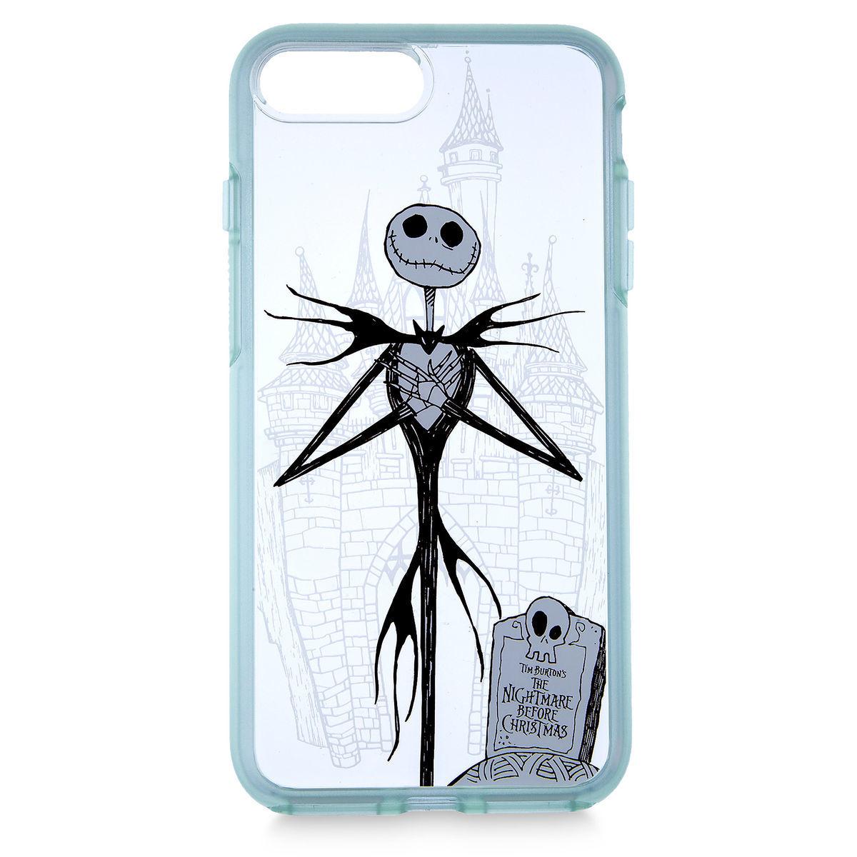 Tim burton halloween iPhone 8 Case