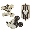Disney 3 Pin Set - Mickey Mouse Memories - 2010's