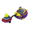 Disney Toy Story Land Toy - Alien Pullback Vehicle - Purple