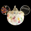 Disney Ornament - Reinhard Herzog - Mickey Ears - One Of A Kind