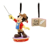 Disney Ornament - Mickey Mouse Through The Years - Three Musketeers