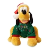 Disney Holiday Plush - Pluto - Medium