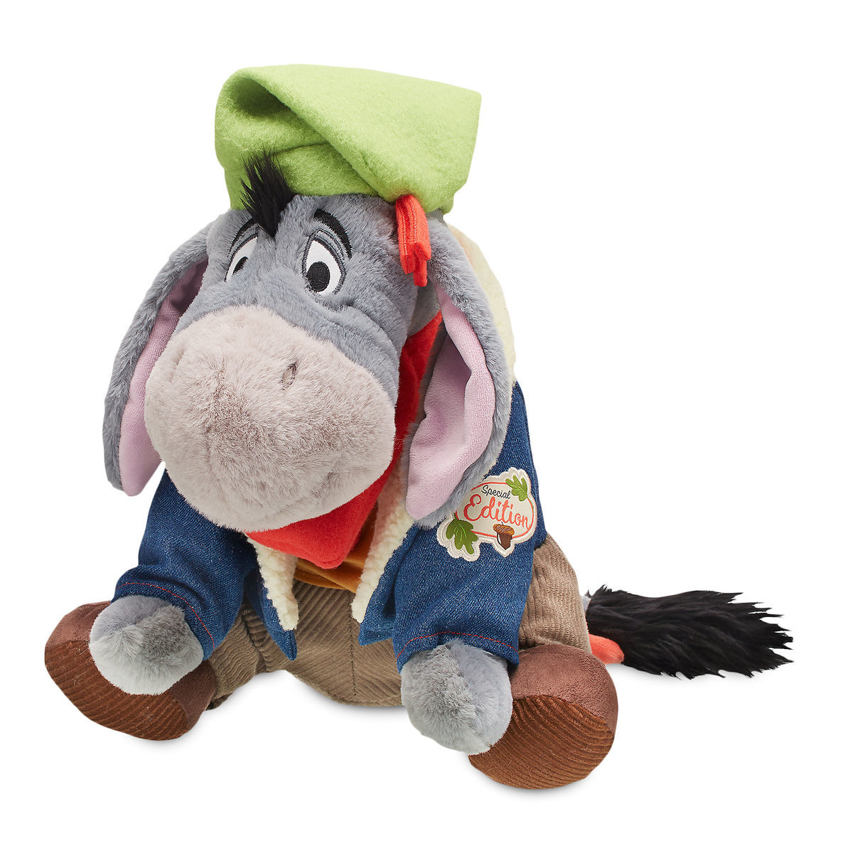Disney Holiday Plush - Eeyore Special Edition - Medium