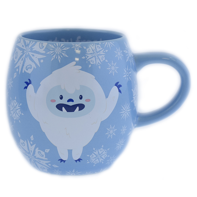 Disney Coffee Cup Expedition Everest Yeti Stay Frosty