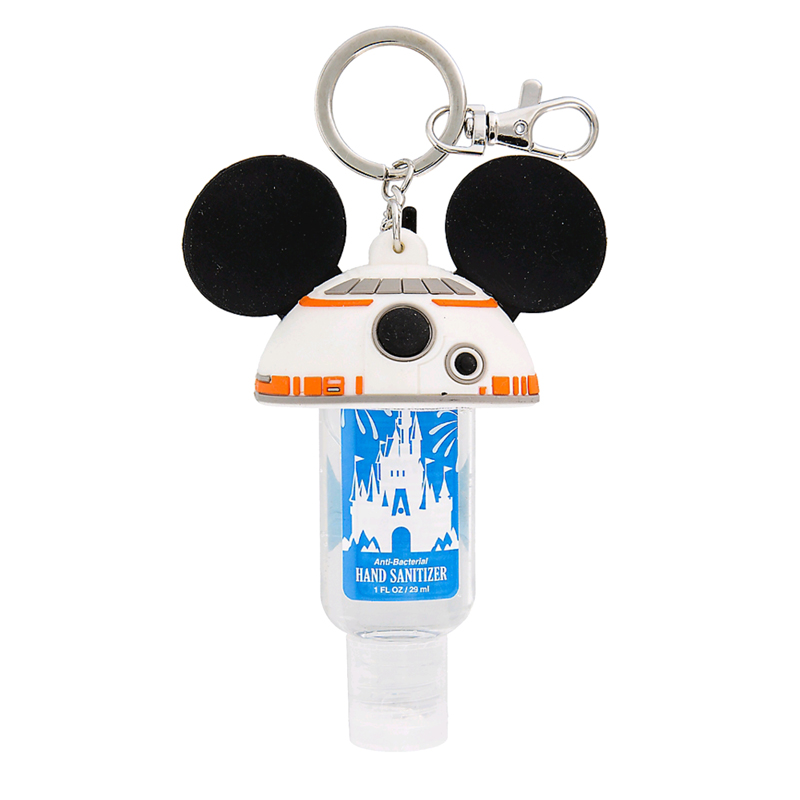 Disney Hand Sanitizer Keychain - Star Wars BB-8 Ear Hat 11110c61c