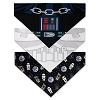 Disney Tails Pet Accessory - Bandana Set - Star Wars - Dark Side
