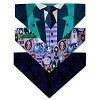 Disney Tails Pet Accessory - Bandana Set - Haunted Mansion