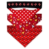 Disney Tails Pet Accessory - Bandana Set - Minnie Mouse