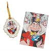 Disney Sketchbook Ornament Set -  Alice in Wonderland Artist Series & Lithograph