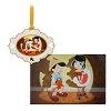 Disney Sketchbook Ornament Set - Pinocchio Artist Series & Lithograph