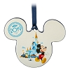 Disney Disc Ears Ornament - 2019 Disney World Mickey Mouse