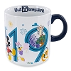 Disney Coffee Cup - 2019 Fab 6 Chip N Dale - Walt Disney World Logo