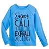 Disney Women's Shirt - Mary Poppins - Supercalifragilisticexpialidocious Pullover