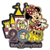 Disney Pin - 2019 Logo - Minnie Mouse