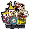 Disney Annual Pin - 2019 Minnie Mouse - Disney World