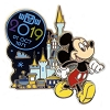 Disney Pin - 2019 Logo - Mickey Mouse