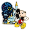 Disney Annual Pin - 2019 Mickey Mouse - Disney World