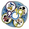 Disney Pin - 2019 Logo - Spinner